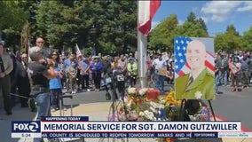 Slain Santa Cruz County sergeant mourned as 'a giant among men'