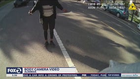 Alameda protests after black man arrested for dancing