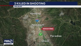 2 dead after shooting at Walmart distribution center in Red Bluff