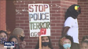 Protesters want Antioch police officer fired due to shooting at previous job