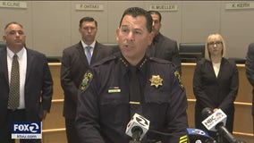 Menlo Park police chief stuns council with resignation announcement during meeting Thursday