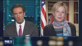 Dr. Deborah Birx says President Trump never requested a slow-down in coronavirus testing