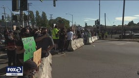 Protesters demand body camera video from deadly Vallejo police shooting