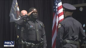 SJPD holds socially distanced graduation ceremony for cadets