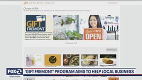 'Gift Fremont' program aims to help support local businesses