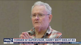 Harry Britt, who succeeded San Francisco's Harvey Milk, dies