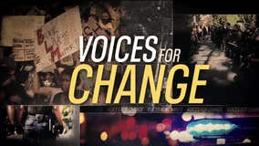 Voices For Change: social justice and sports