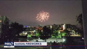 Nightly fireworks leave San Jose residents pining for quiet