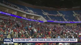 Trump rally highlights vulnerabilities heading into election