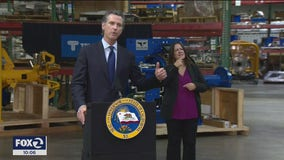 Gov. Newsom implores Californians to socially distance over the Fourth of July holiday weekend