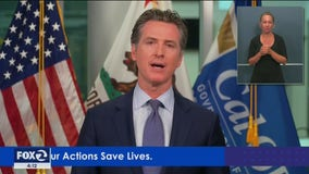 Newsom threatens to rollback reopening amid rising coronavirus numbers