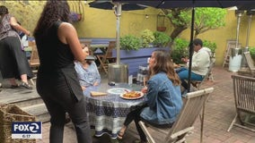 After three months, Berkeley restaurateur welcomes customers back for outdoor dining