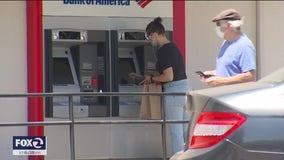 Bank customers being followed, robbed in Alameda