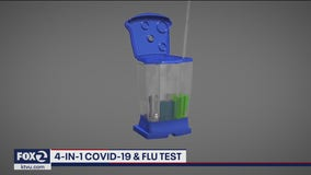 Local company creates 4-in-1 COVID-19 and influenza test
