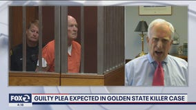 Guilty plea expected in Golden State Killer case