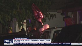 Two women killed, three others injured at child's birthday party in Vallejo