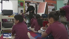 Hearing over future of police at schools across California