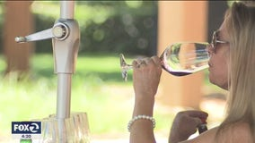 Tasting room reopens at Napa's oldest winery