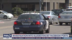 Group of current and retired San Jose Police officers accused of racist online posts