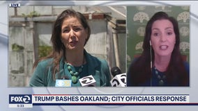 One on one with Oakland Mayor Libby Schaaf