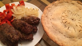 Gasia Mikaelian shares recipe for favorite Armenian-American meal
