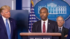 Ben Carson thinks Trump will 'get there' on athletes kneeling