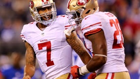 NFL can show commitment to racial equality by re-signing Colin Kaepernick, former 49ers running back says