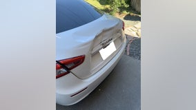 Santa Rosa man arrested after deliberately backing up Maserati to run over dog walker