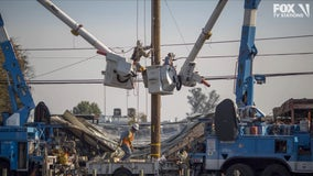 Restoration underway for nearly 200,000 PG&E customers whose power was shutoff