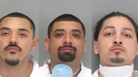 Three arrested in San Jose home invasion robbery