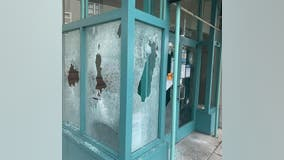 Vandal smashes windows of Oakland LBTQ center
