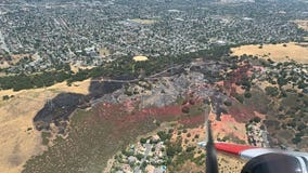 Colleen Fire fully contained after burning 126 acres
