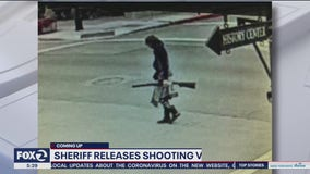 Newly released video shows intense moments before Half Moon Bay shooting
