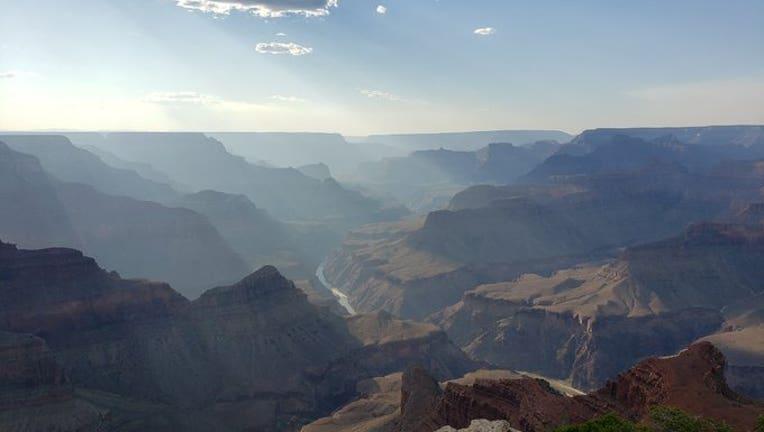 KSAZ grand canyon nps