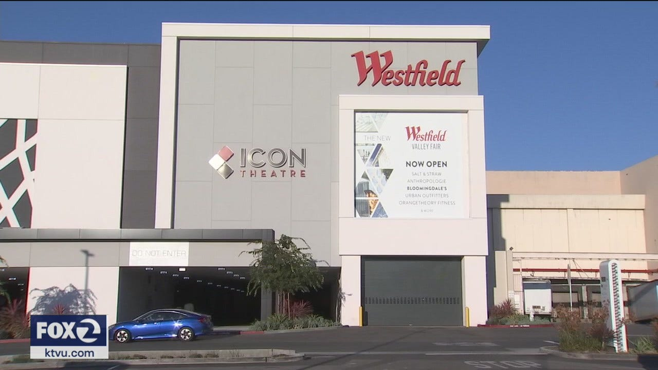 San Jose mall reinvents itself with open-air shopping concept