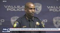 Vallejo police discuss body cam that shows police killing of Sean Monterrosa, 22, in June