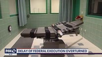Federal Appeals Court overturns lower court decision on execution