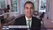 A's President Dave Kaval discusses upcoming season in COVID-19-era