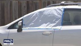 60 cars vandalized around San Jose within 3 days