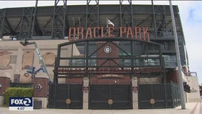 Lack of fans for Giants' Opening Day hurts local business