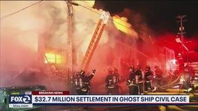 $32.7 million settlement in Ghost Ship civil case