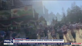 Marking one year since Gilroy Garlic Festival Shooting