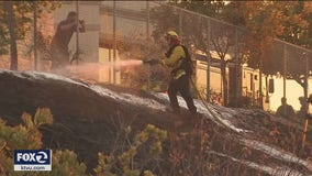 Non-stop fires in Contra Costa County