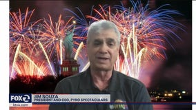 CEO of Pyro Spectacular Jim Souza talks about historic Mount Rushmore fireworks show