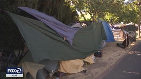 Santa Rosa police to clear out homeless from park, saying conditions pose a fire hazard