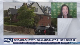 One-on-one with Oakland mayor