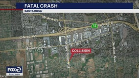 Two killed in Santa Rosa crash