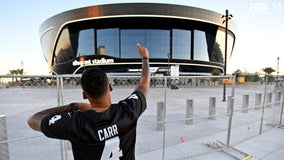 Raiders set for Las Vegas debut vs. Saints in empty stadium