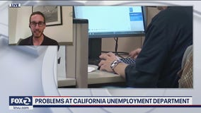 Problems at California unemployment department