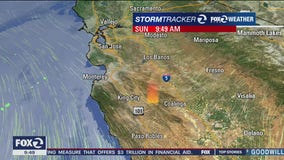 Bay Area air quality advisory in effect due to wildfire